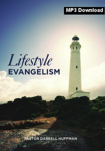 Lifestyle Evangelism MP3
