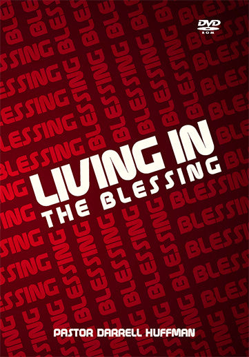 Living in the Blessing DVD