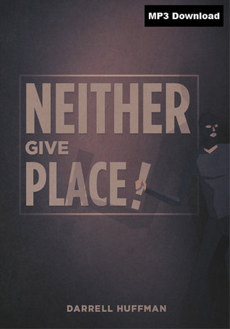 Neither Give Place MP3