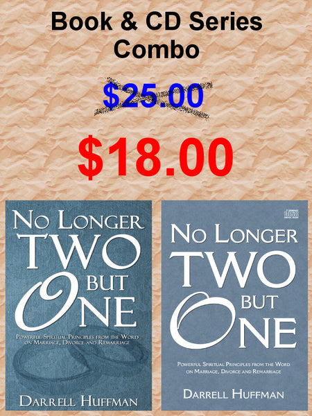 Combo-No Longer Two But One CD/Book