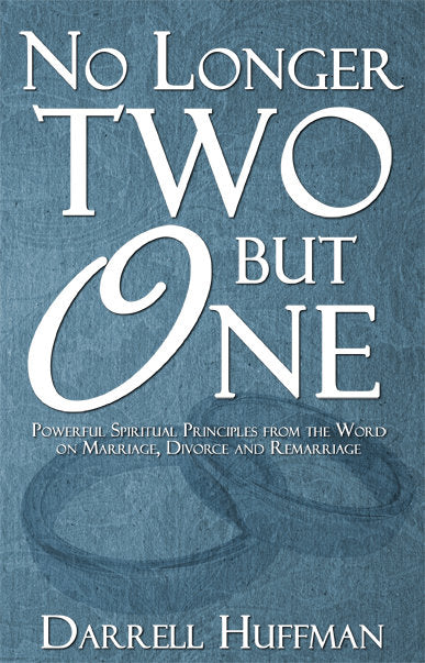 No Longer Two But One