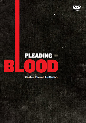 Pleading The Blood DVD