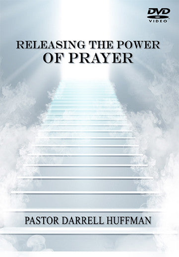 Releasing The Power Of Prayer DVD