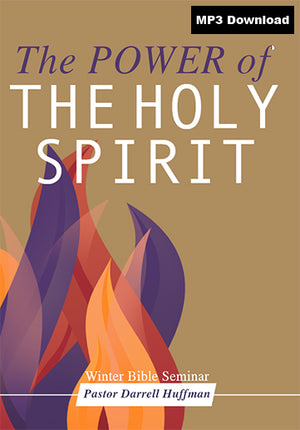 The Power Of The Holy Spirit MP3