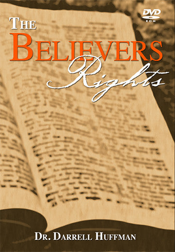 The Believers Rights DVD