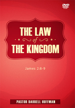 The Law Of The Kingdom DVD