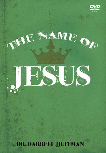 The Name Of Jesus DVD