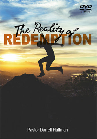 The Reality of Redemption DVD