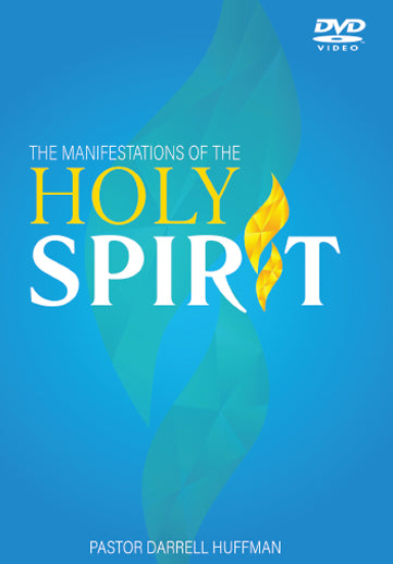 The Manifestations Of The Holy Spirit DVD