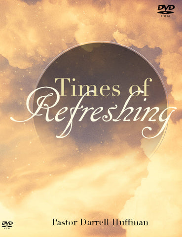 Times Of Refreshing DVD