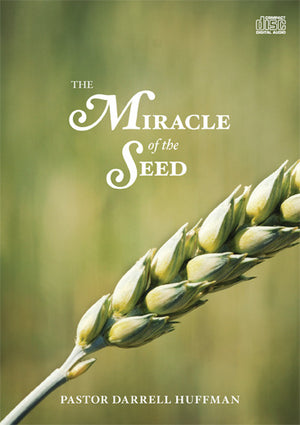 The Miracle of the Seed CD
