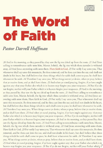 The Word Of Faith