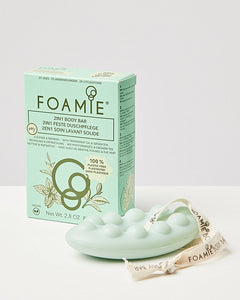 Foamie 2 in 1 Mint to be Fresh Body Bar