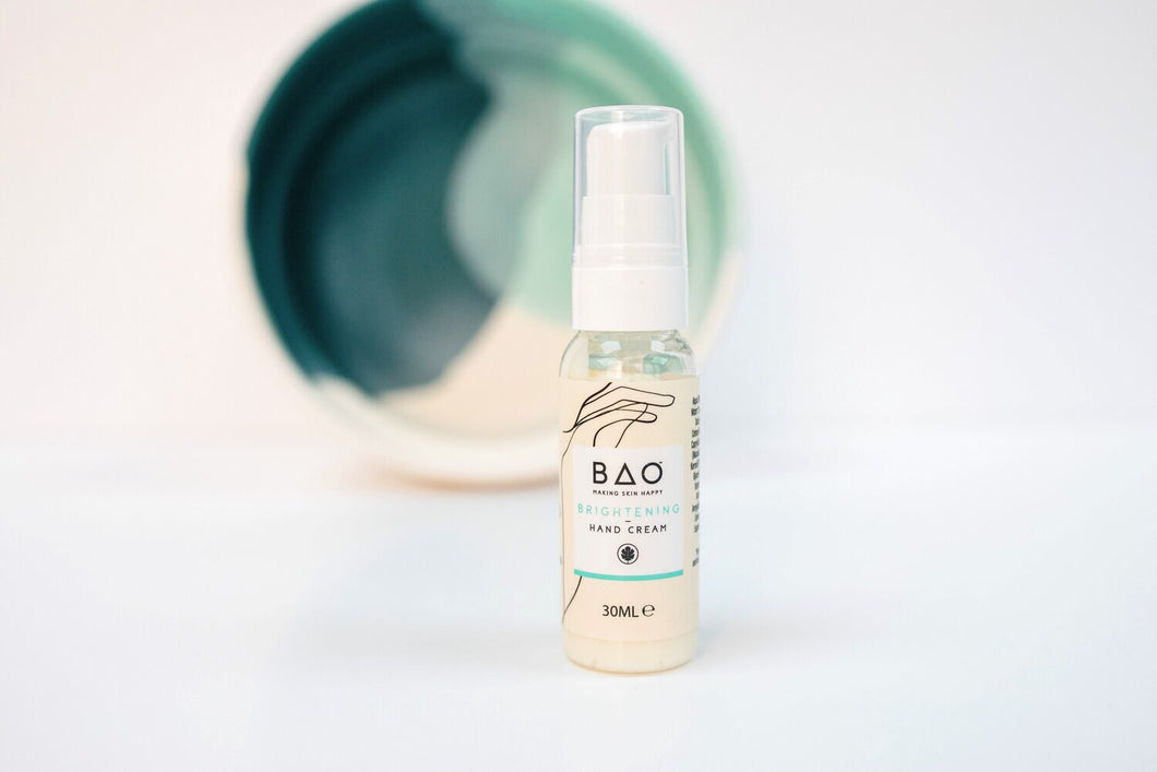 Bao Skincare Brightening Handcream with Sweet Orange and Geranium