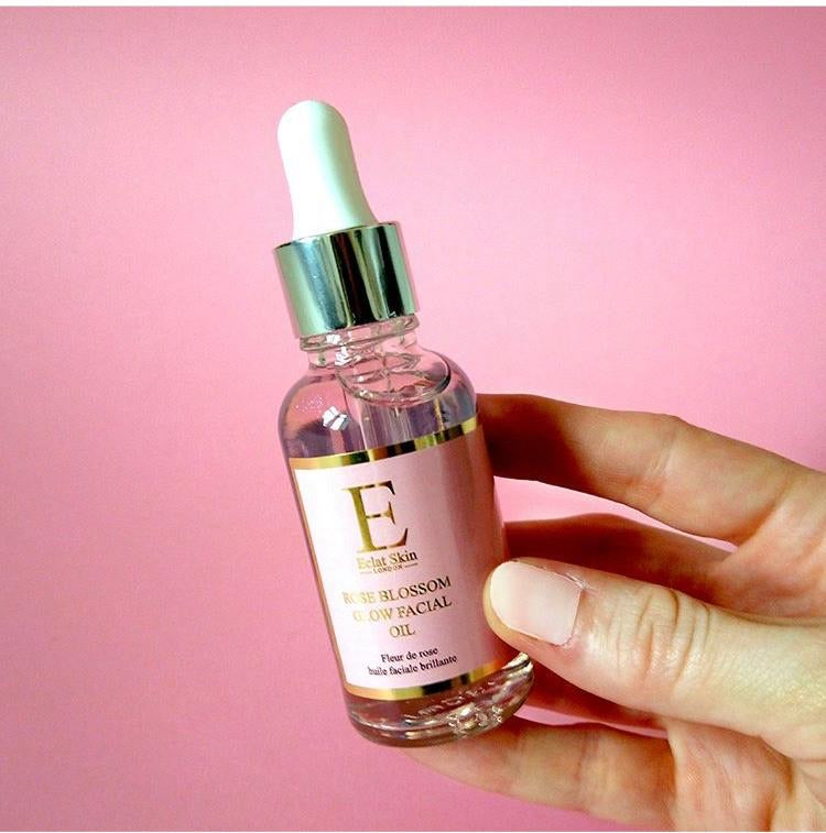 Rose Blossom Glow Facial Oil
