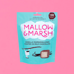 Vanilla Marshmellows