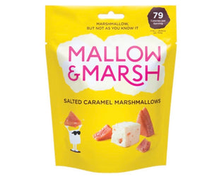 Salted Caramel Marshmellows