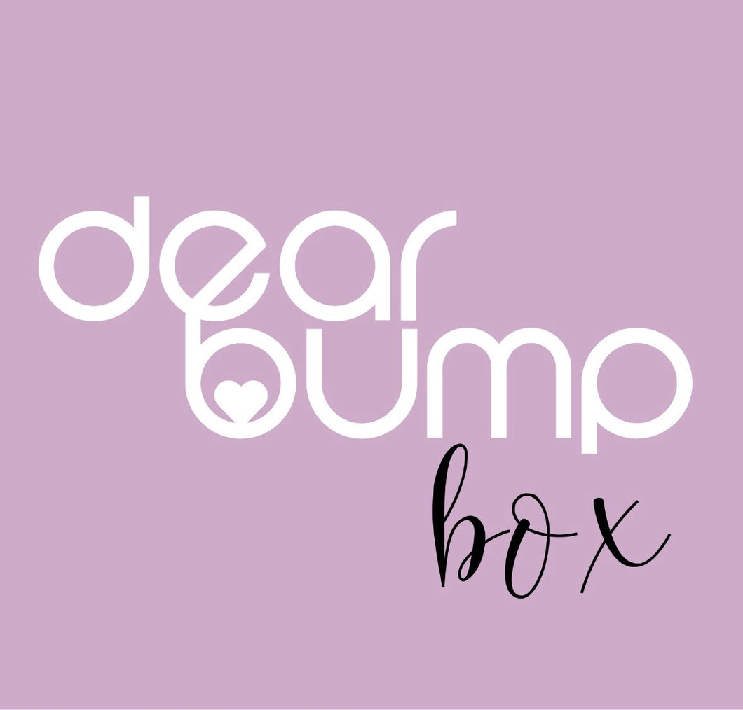 3 Month Dearbump subscription (prepaid)