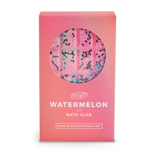 Load image into Gallery viewer, Miss Patisserie Watermelon Bath Slab