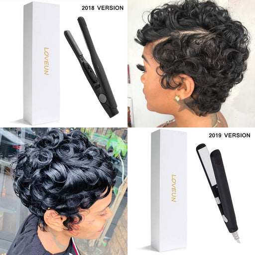 New Professional Hair Styling Mini Portable Ceramic Hair Irons Styling Tools
