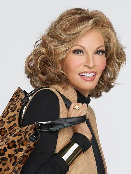 Raquel Welch Brave The Wave |Lace Front Wig