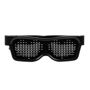 Magic Bluetooth Glasses - App Control Rechargeable