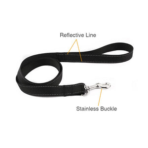 Reflective Dog Leash For Harness