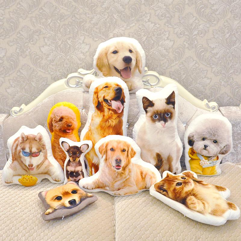 🐾 CUSTOMIZED PET CUSHION PILLOW
