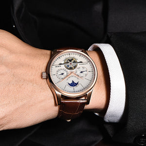 Mechanical Casual business Watch