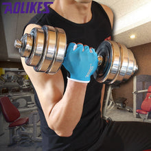 Load image into Gallery viewer, New Women/Men Training Gym Gloves Body Building Sport Fitness Gloves Exercise Weight Lifting Gloves Men Gloves Women S/M/L