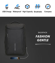 Load image into Gallery viewer, New 2019 Anti Thief Multifunctional Waterproof USB Charging Travel Bag