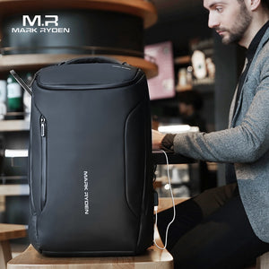 New 2019 Anti Thief Multifunctional Waterproof USB Charging Travel Bag