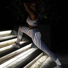 Load image into Gallery viewer, LIMITED EDITION Glow In The Dark Leggings