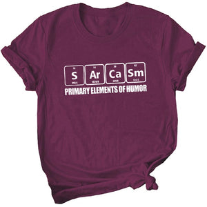 SARCASM Women T-Shirt