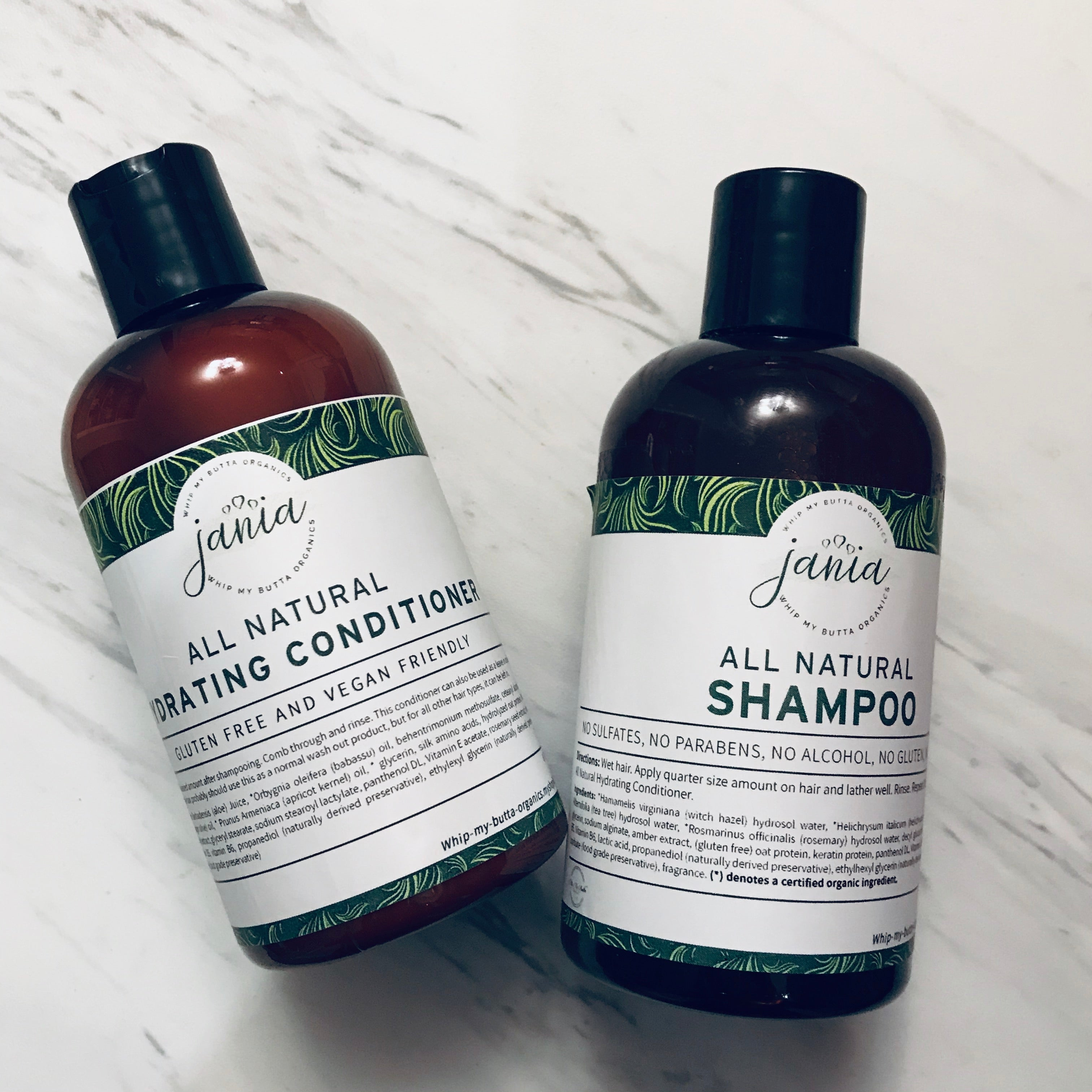 All Natural Hydrating Conditioner