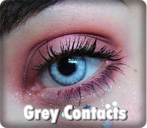 Kazzue Grey Contacts