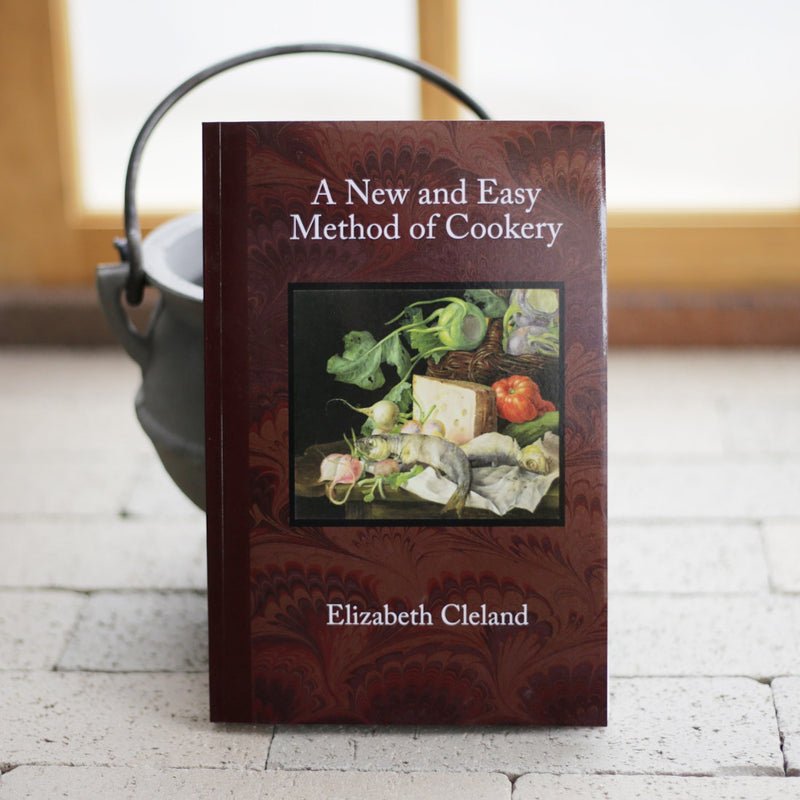 A New and Easy Method of Cookery by Cleland