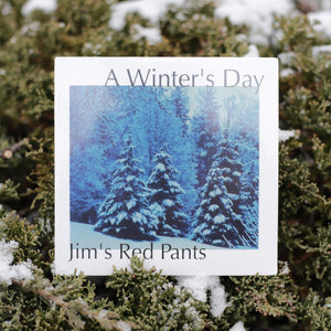 A Winter's Day - Music CD  M-3612