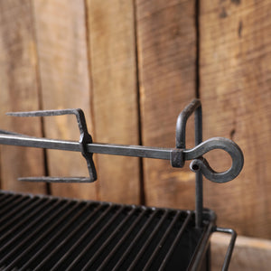 Rotisserie for Double Brazier