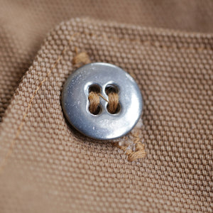 4 Hole Pewter Button Pkg/10 B-1150
