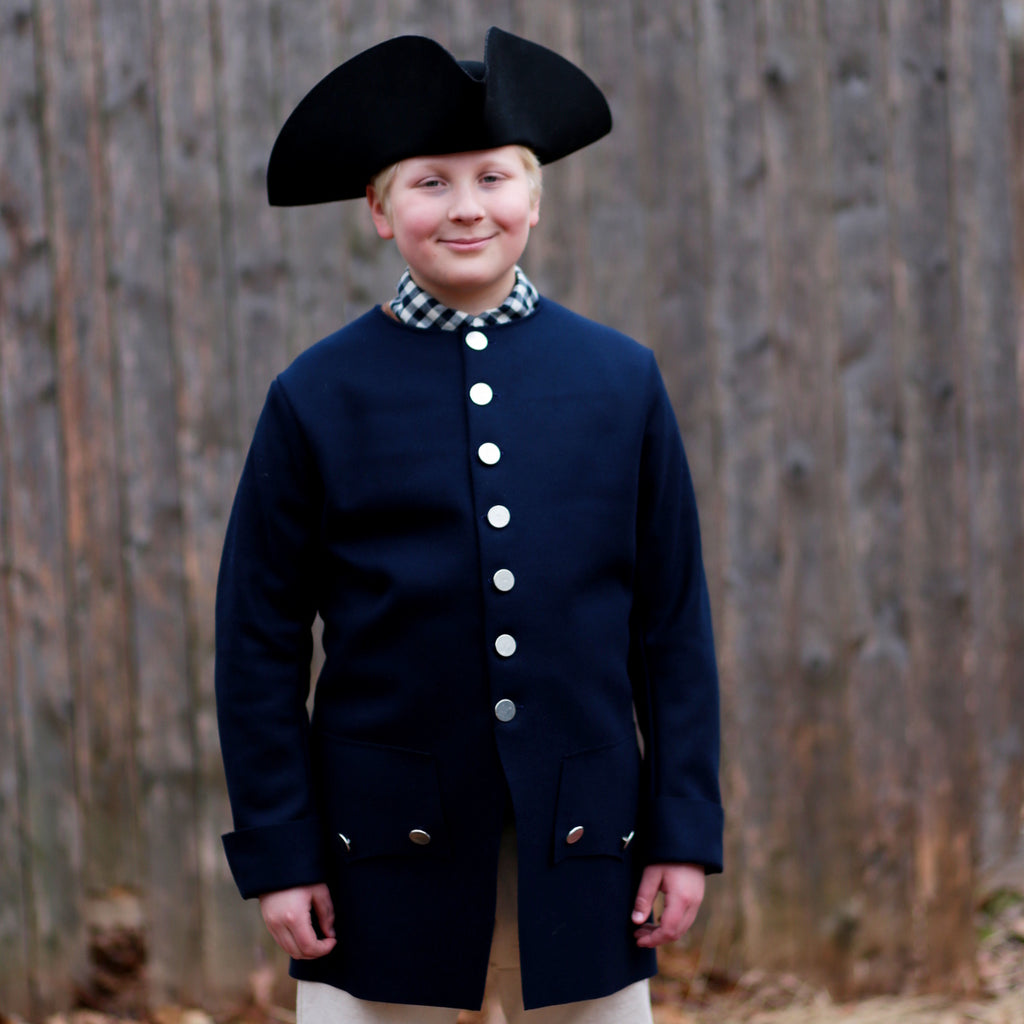 Boys' Costume Civilian Coat  CMC-50