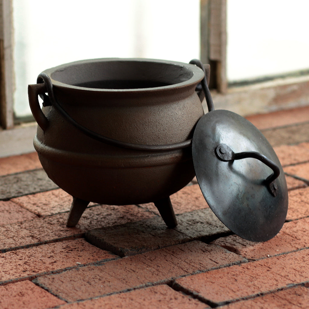 Iron Lid for 2 Quart Pot