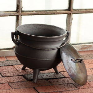 5 Quart Cast Iron Pot