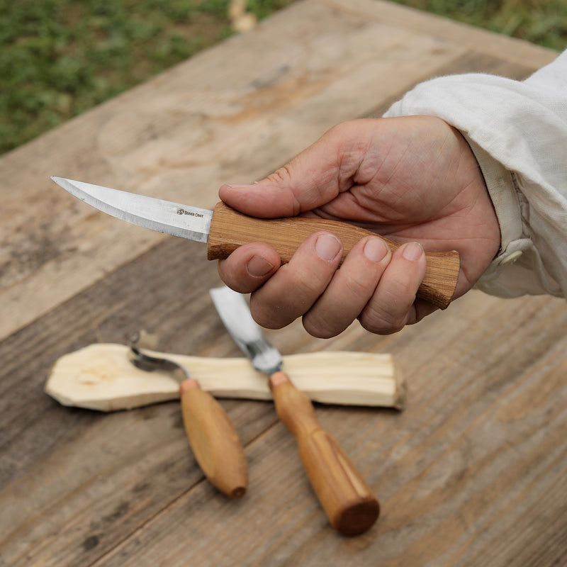 Bowl Carving Set