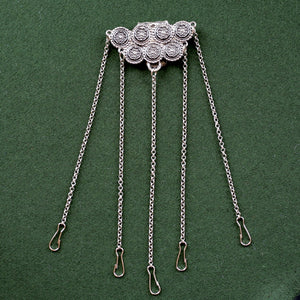 Chatelaine - Tudor Rose