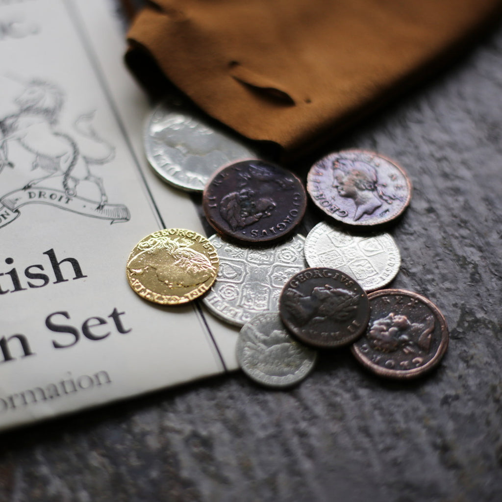 British Coin Set