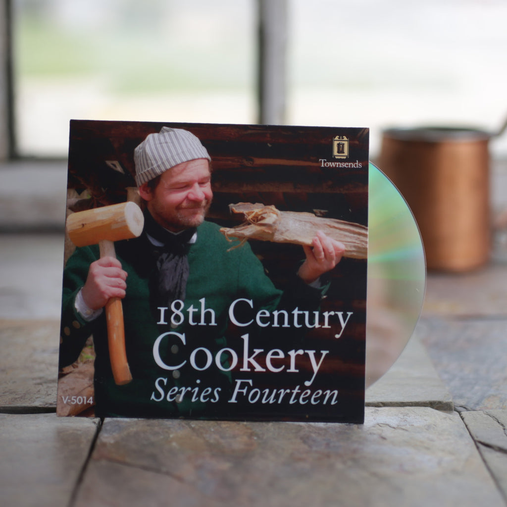 18th Cen. Cookery DVD Series 14
