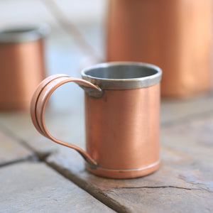 Copper Jack Cup