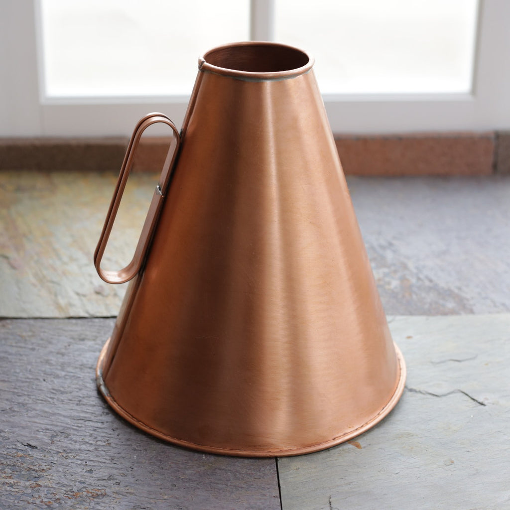 Copper Speaking Cone