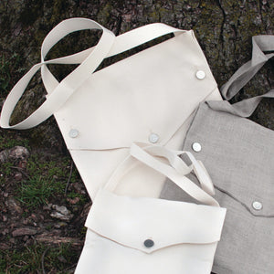 Cotton Canvas Haversack
